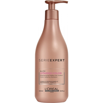 Picture of L'Oréal Professionnel Série Expert Vitamino Color A.OX Shampoo 500 ml