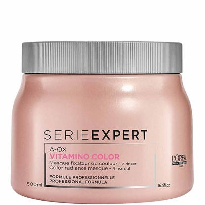 Picture of L'Oreal Professionnel Serie Expert Vitamino Color A.Ox Mask 500ml