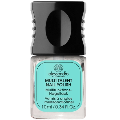 Picture of Alessandro MULTI TALENT NAIL POLISH 10 ML