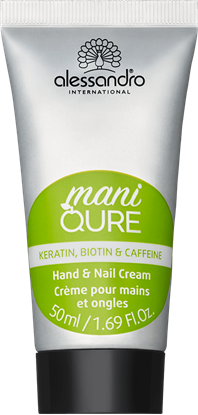 Picture of Alessandro HAND & NAIL CREAM MANIQURE 50 ML