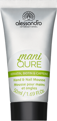 Picture of Alessandro HAND & NAIL MOUSSE MANIQURE 50 ML