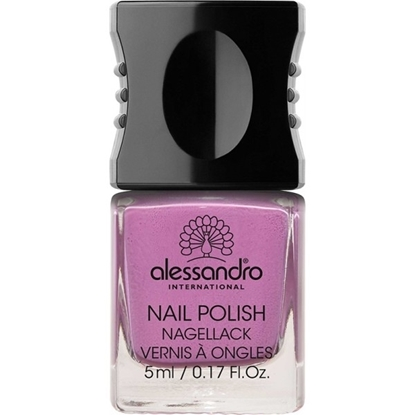 Picture of Alessandro NAIL POLISH SILKY MAUVE COLOR SMALT 5 ML