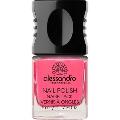 Picture of Alessandro NAIL POLISH NEON PINK COLOR SMALT 5 ML