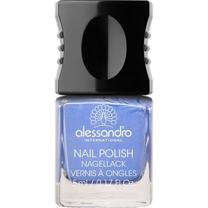 Picture of Alessandro NAIL POLISH LUCKY LAVENDER COLOR SMALT 5 ML