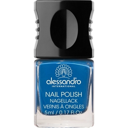 Picture of Alessandro NAIL POLISH BLUE LAGOON COLOR SMALT 5 ML