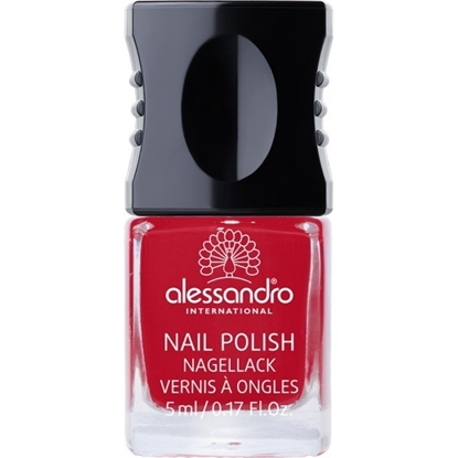 Picture of Alessandro NAIL POLISH RED PARADIESE COLOR SMALT 5 ML