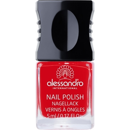 Picture of Alessandro NAIL POLISH RUBY RED COLOR SMALT 5 ML