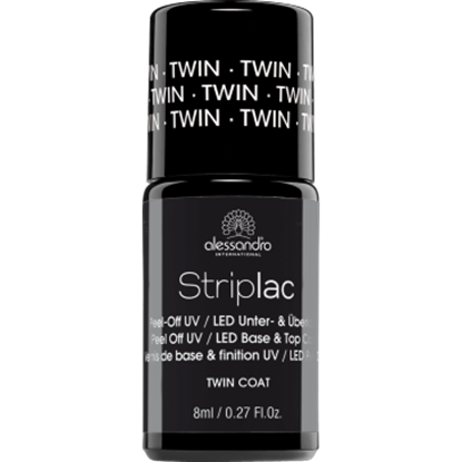 Picture of Alessandro STRIPLAC TWIN COAT BASE & TOP 8 ML