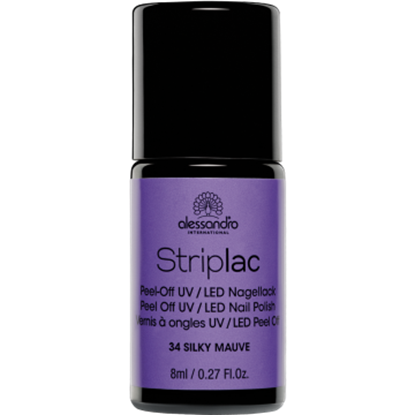 Picture of Alessandro STRIPLAC 34 SILKY MAUVE 8 ML