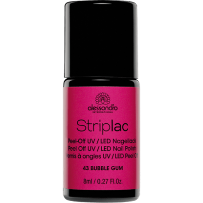 Picture of Alessandro STRIPLAC 43 BUBBLE GUM 8 ML