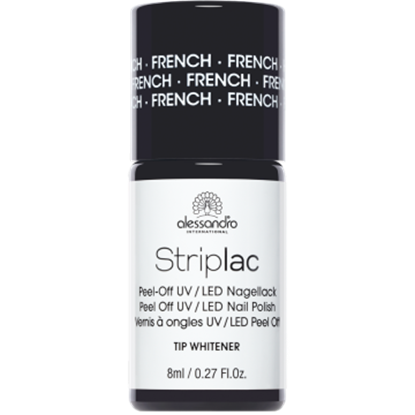 Picture of Alessandro STRIPLAC FRENCH TIP WHITENER 8 ML