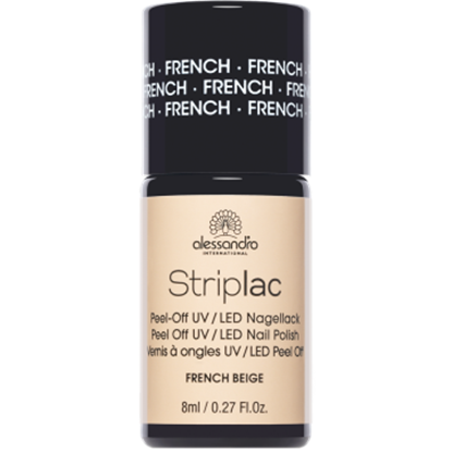 Picture of Alessandro STRIPLAC FRENCH BEIGE 8 ML