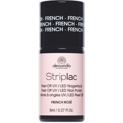 Picture of Alessandro STRIPLAC FRENCH PINK 8 ML