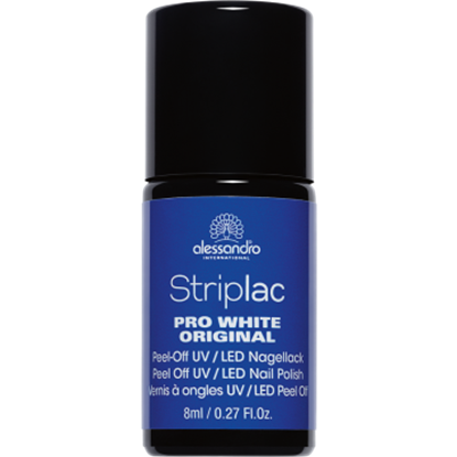Picture of Alessandro STRIPLAC PRO WHITE EFFECT POLISH 8 ML