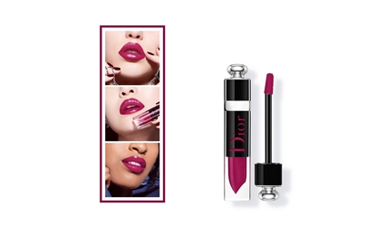 Picture of Dior Addict Lacquer Plump Liquid Lipstick No. 777 - Diorly