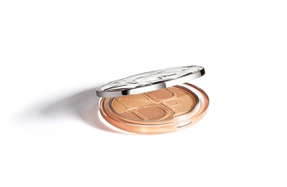 Picture of Dior Diorskin Mineral Nude Bronzing Powder No. 004 - Warm Sunrise