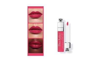 Picture of Dior Addict LIp Tattoo Long-Wear Colored Tint Extreme Weightless Wear 761 Natural Cherry