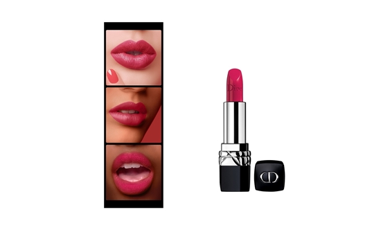 Picture of Christian Dior Rouge Dior Couture Colour Comfort and Wear Lipstick, 766 Rose Harpers