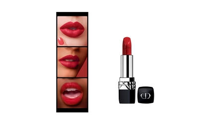 Picture of Christian Dior Rouge Dior Couture Colour Comfort and Wear Lipstick, 743 Rouge Zinnia