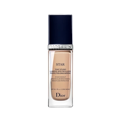 Picture of Christian Dior Skin Star Studio Spectacular Brightening Perfection SPF 30 Makeup, No. 030 Medium Beige