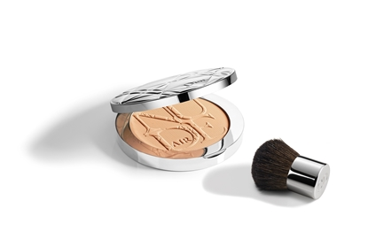 Foto e Christian Dior - Diorskin Nude Air Powder - # 030 Medium Beige