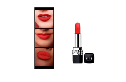 Picture of Christian Dior Rouge Dior Couture Colour Comfort and Wear Lipstick, 634 Strong Matte