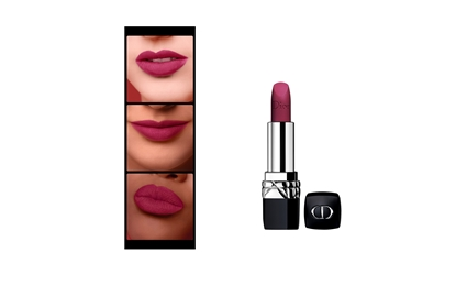 Picture of Christian Dior Rouge Dior Couture Colour Comfort and Wear Lipstick, 897 Mysterious Matte