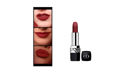 Picture of Christian Dior Rouge Dior Couture Colour Comfort and Wear Lipstick, 964 Ambitious Matte