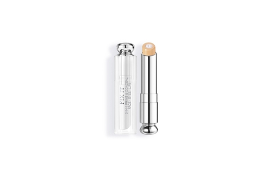 Foto e DIOR FIX IT 2-in-1 Prime & Conceal Face - Eyes - Lips 002 Medium Sand