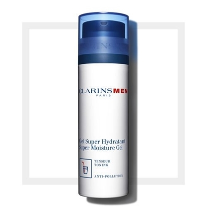 Picture of CLARINS MEN SUPER MOISTURE GEL, 50 ML