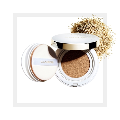 Foto e Everlasting Cushion Foundation SPF50 by Clarins 105 Nude 13ml