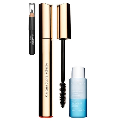 Picture of CLARINS VOLUME EYE MAKE UP SET