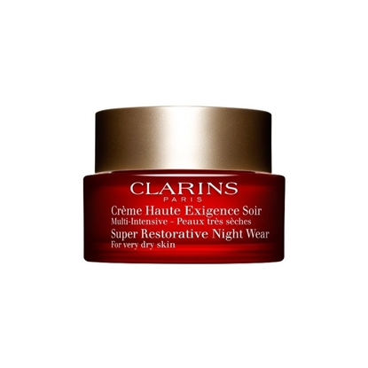 Foto e Clarins Women s Super Restorative Night Cream, Very Dry Skin, 50 ml
