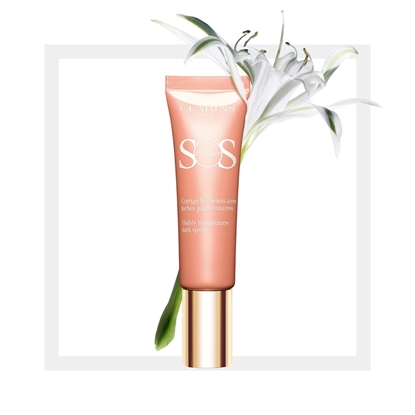Picture of SOS Primer by Clarins 03 Coral 30 ml
