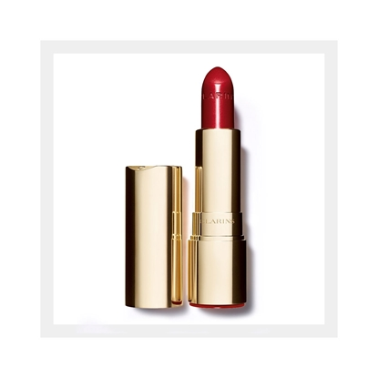 Picture of Clarins Joli Rouge Brillant Lipstick 754S Deep Red