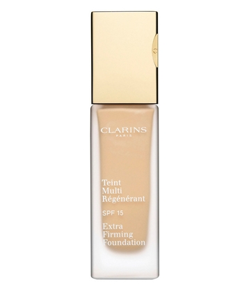 Foto e Clarins Extra Firming Foundation SPF 15  Shade 110 Honey 30ml