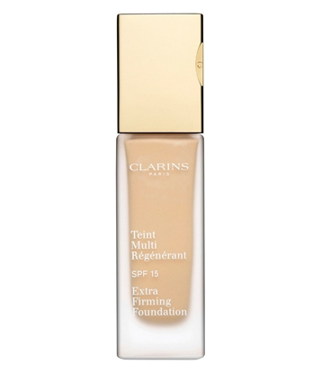 Picture of Clarins Extra Firming Foundation SPF 15  Shade 112 Amber 30ml