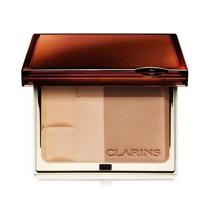 Picture of Clarins Bronzing Duo Powder Compact 02 Medium