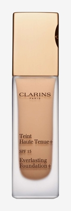 Foto e Clarins Everlasting Foundation+ SPF 15 112.5 Caramel 30ml
