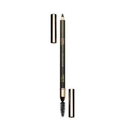 Picture of Clarins Eyebrow Pencil 01 Dark Brown