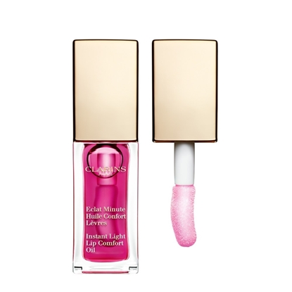 Picture of Clarins Instant Light Lip Oil 02