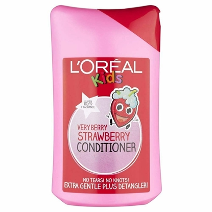 Picture of L'OREAL KIDS very berry strawberry conditioner 250 ml