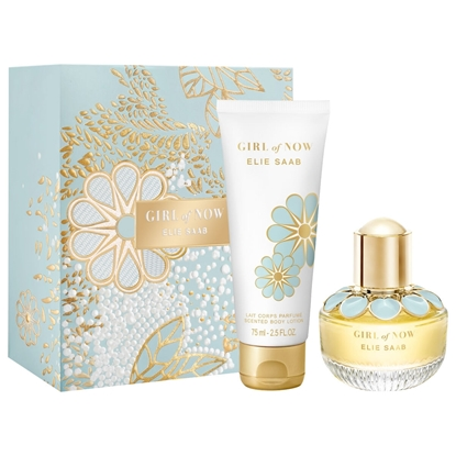 Picture of ELIE SAAB GIRL NOW Eau de Parfum 30ml+Body Lotion 75ml