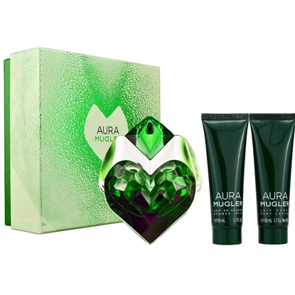 Picture of THIERRY MUGLER AURA BASIC SET