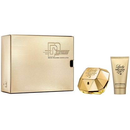 Foto e PACO RABANNE  LADY MILLION EAU DE PARFUM 50+BODY LOTION 75