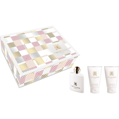 Picture of TRUSSARDI DONNA EAU DE PARFUM 30+BATH & SHOWER30+BODY LOTION 30