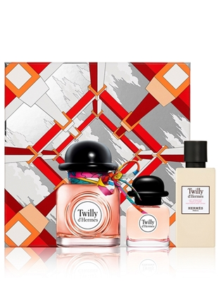Picture of HERMES TWILLY EAU DE PARFUM 50ML+7.5ML+BODY LOTION 40ML