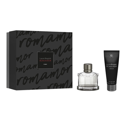 Picture of LAURA BIAGIOTTI ROMAMOR 75ML+SHOWER GEL 100ML