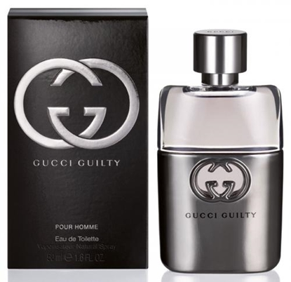 Picture of GUCCI GUILTY POUR HOMME EDT 50 ML