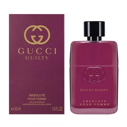 Picture of GUCCI GUILTY ABSOLUTE POUR FEMME 50ML